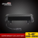 9 '' 60W Offroad Truck Roof Jeep LED Light Bar