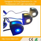 Clip di plastica del LED per la clip di spessore di 8mm