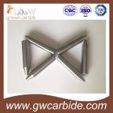 Tungsten Carbide Sharp End Rods pour la sculpture sur pierre