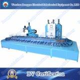 Bola automática de la tensión del poliuretano del CNC que hace la máquina