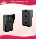 """새로운 7 """" 색깔은 전자 자물쇠를 가진 IR 사진기를 가진 자유로운 영상 Doorphone를 수교한다"""