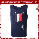hecho personalizado impreso Gimnasio Moda Camiseta de tirantes (ELTVI-9)