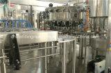 Bebida carbonatada automático de llenado de botellas Máquinas con control PLC