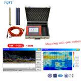 детектор воды аппаратуры 150m автоматический составляя карту подземный геофизический