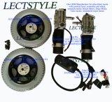 4 motores izquierdos y derechos de poste para aprisa el sillón de ruedas seguro #6107 de la potencia del paso de progresión M91