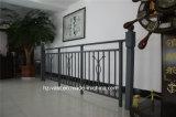 Balustrade en acier galvanisée décorative de haute qualité 10 de balcon d'alliage d'aluminium