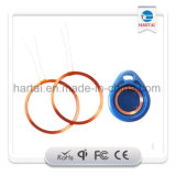 Sistema de controle remoto RFID Air Core Induction Coil