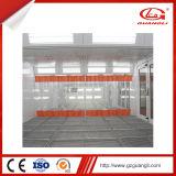 Cabina de la pintura de aerosol del equipo de la pintura del polvo del coche del fabricante de Guangli de la certificación del Ce