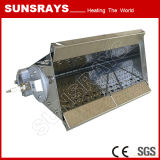 Bruciatore infrarosso per il rivestimento della polvere del forno