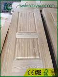HDF Mold puerta piel con chapa
