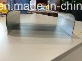 profil en aluminium d'extrusion de la grande section 6063t5 faite sur commande pour des machines