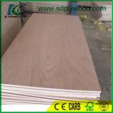 Madera contrachapada comercial del álamo/madera contrachapada del abedul para los muebles