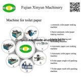 Máquina de rebobinamento de papel higiênico de alta velocidade Ce com baixo preço