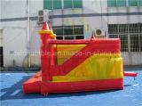 Comercial castillo inflable, inflable Gorila de puente de las ventas