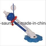 Het gemakkelijke Gebruiken ging de Automatische Reinigingsmachines van de Pool met Diafragma vooruit