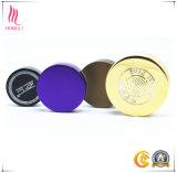 Casquillo de aluminio abierto fácil impermeable vendedor caliente del precio bajo para el aroma para el envase cosmético