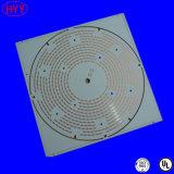 PWB de alto voltaje del aluminio de la resistencia LED con el material de la tarjeta Fr4