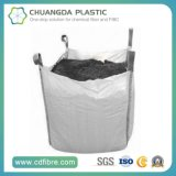 PP Woven Jumbo Container Big Sand Bag com Top aberto
