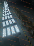 Luz de inundação ao ar livre ao ar livre do túnel do teto do diodo emissor de luz de IP65 200W