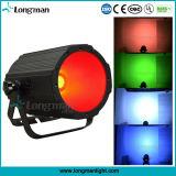 indicatore luminoso di PARITÀ di illuminazione LED del DJ della fase della PANNOCCHIA DMX di 150W RGB