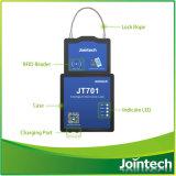 El sello electrónico inteligente con sistema de bloqueo de RFID