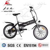 """Велосипед типа черной серии 20 """" складной электрический с Ce (JSL039B-8)"""