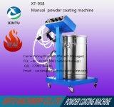 La certificación CE de pulverización electrostática en polvo máquina Xt-958