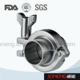 Струбцина Pin нержавеющей стали гигиеническая одиночная (JN-CL2003)