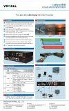 Ledsync850m Mini procesador de vídeo LED