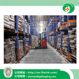 Rack de palete de corredor de aço personalizado para armazém com aprovação Ce
