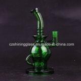 Knall-Verkauf 10 ursprüngliches Farben-Glas-des rauchenden Wasser-Zoll Rohr-Czs006