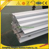 Recubrimiento en Polvo de aluminio anodizado extruido de aluminio para construcción / Decoración