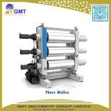 Kurbelgehäuse-Belüftungkünstliche Faux-Marmor-Blatt-Wand-Plastikstrangpresßling-Maschine