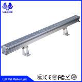 12PCS LED 방수 옥외 선형 RGB LED 벽 세탁기