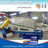 Ligne élevée de lavage de machine/des bouteilles de recyclage des déchets de bouteille d'animal familier d'Efficience
