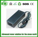 Zilveren Vissen van Slimme Adapter AC/DC voor Batterij over de Lader van de Batterij 25.2V2a