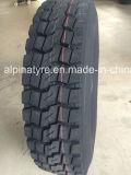 Joyall 상표 구획 광선 트럭 타이어