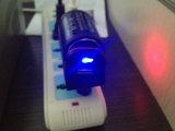 5V 1A 다채로운 이동 전화 건전지 USB 차 충전기