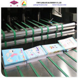 Ld1020bc texto Booksschool semiautomático de oficina Papelería Cuadernos Cuaderno de ejercicios para la escuela de la máquina Línea de producción