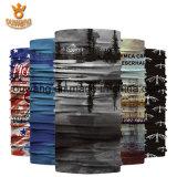 カスタムロゴの販売のための継ぎ目が無いマルチ管のバンダナのスカーフ