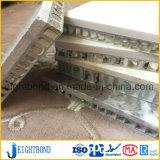 高品質のクラッディングの壁のための大理石アルミニウム蜜蜂の巣のパネル