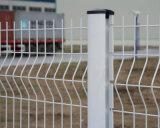 塀のパネルのための電流を通された溶接された金網