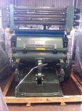 Tymk-1200 de hete Stempelmachine van de Folie & de Scherpe Machine van de Matrijs