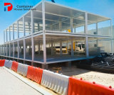 Maisons préfabriquées extensibles de conteneur à vendre