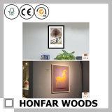 Decorazione di legno della cornice di arte della parete del fiore della galleria
