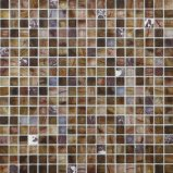 ホテルの浴室の壁のためのガラスモザイク組合せの石のモザイク