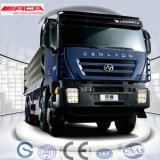 Caminhão de descarregador resistente de Iveco Genlyon