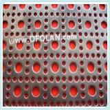 Maglia di perforazione del filtro dallo strato di titanio personalizzabile