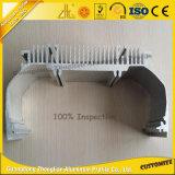 Alliage d'aluminium 6063/6061 personnalisé de pièces du dissipateur de chaleur en aluminium