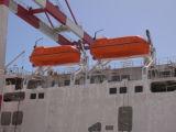 판매를 위한 바다 이용된 구명정 열려있는 유형 섬유 유리 배